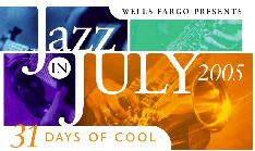 Metro Arts 'Jazz In  July'